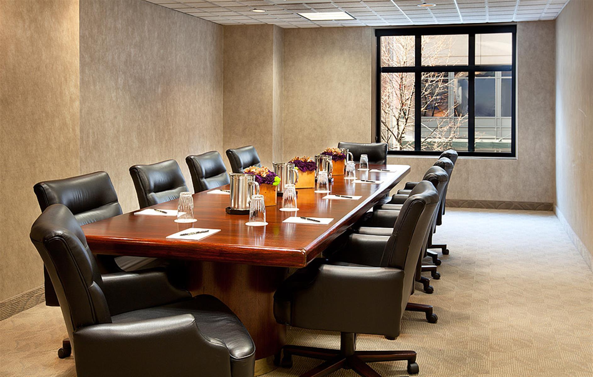 Roosevelt Hotel Seattle - Truman Boardroom