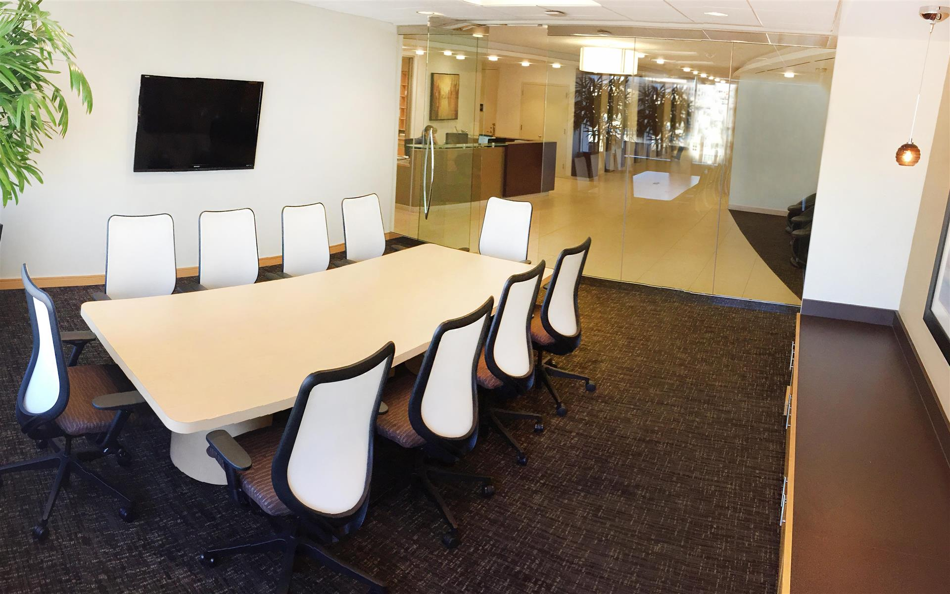 Metro Offices - Ballston - Meeting Room - The James Madison