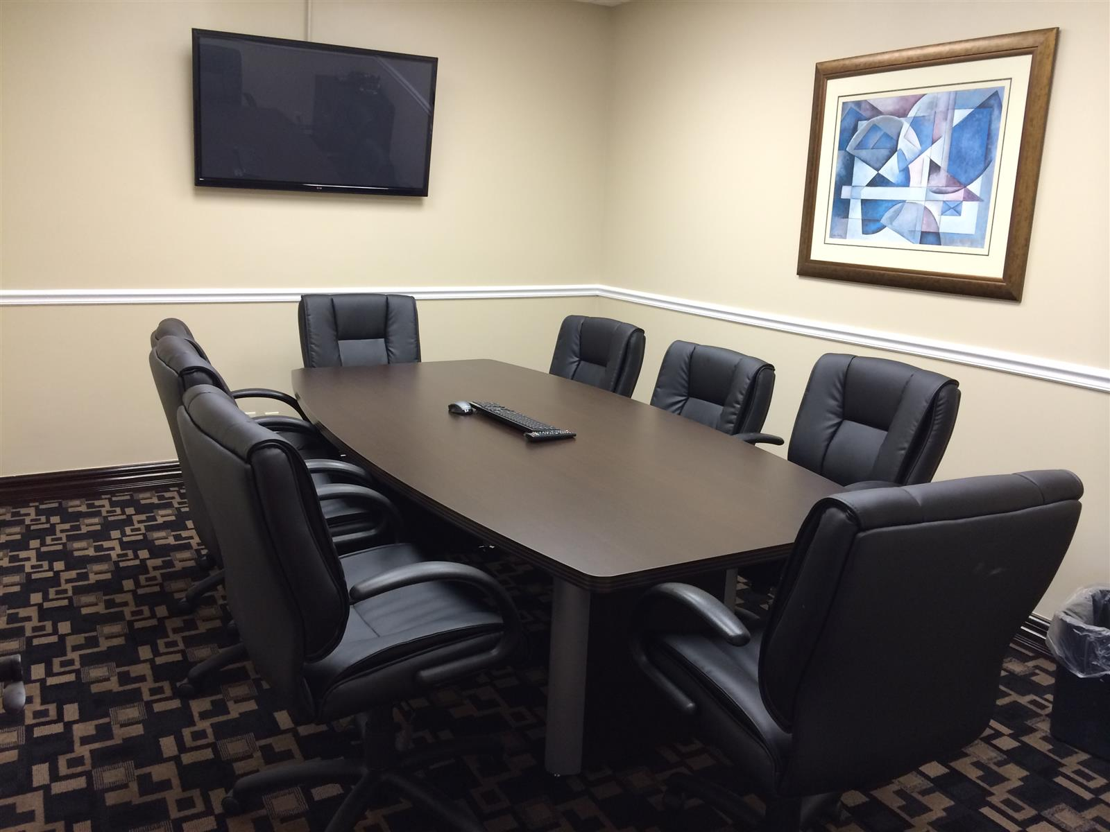 Capital Executive Suites - Medium Conference Room 3