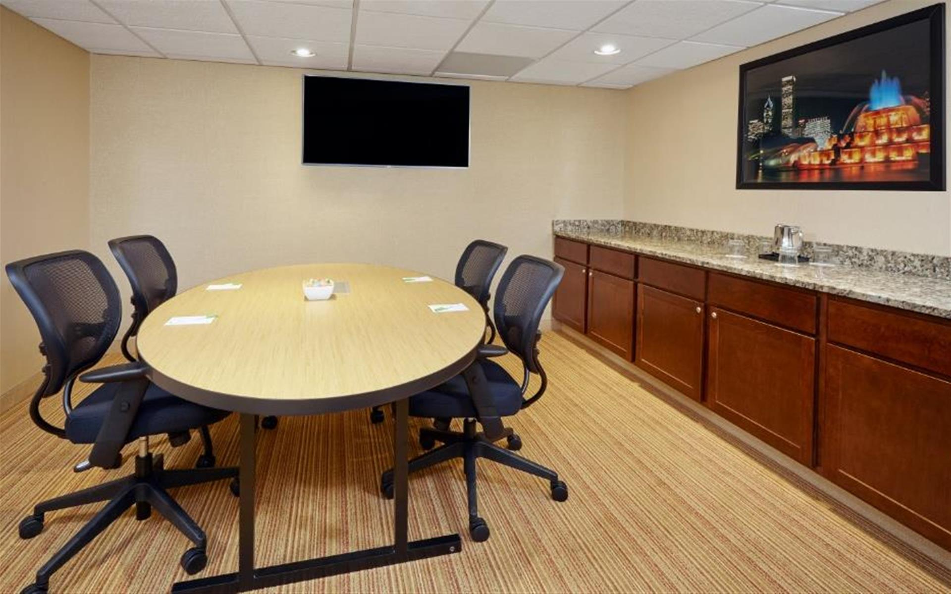 Courtyard Chicago Midway Airport - Grant Boardroom