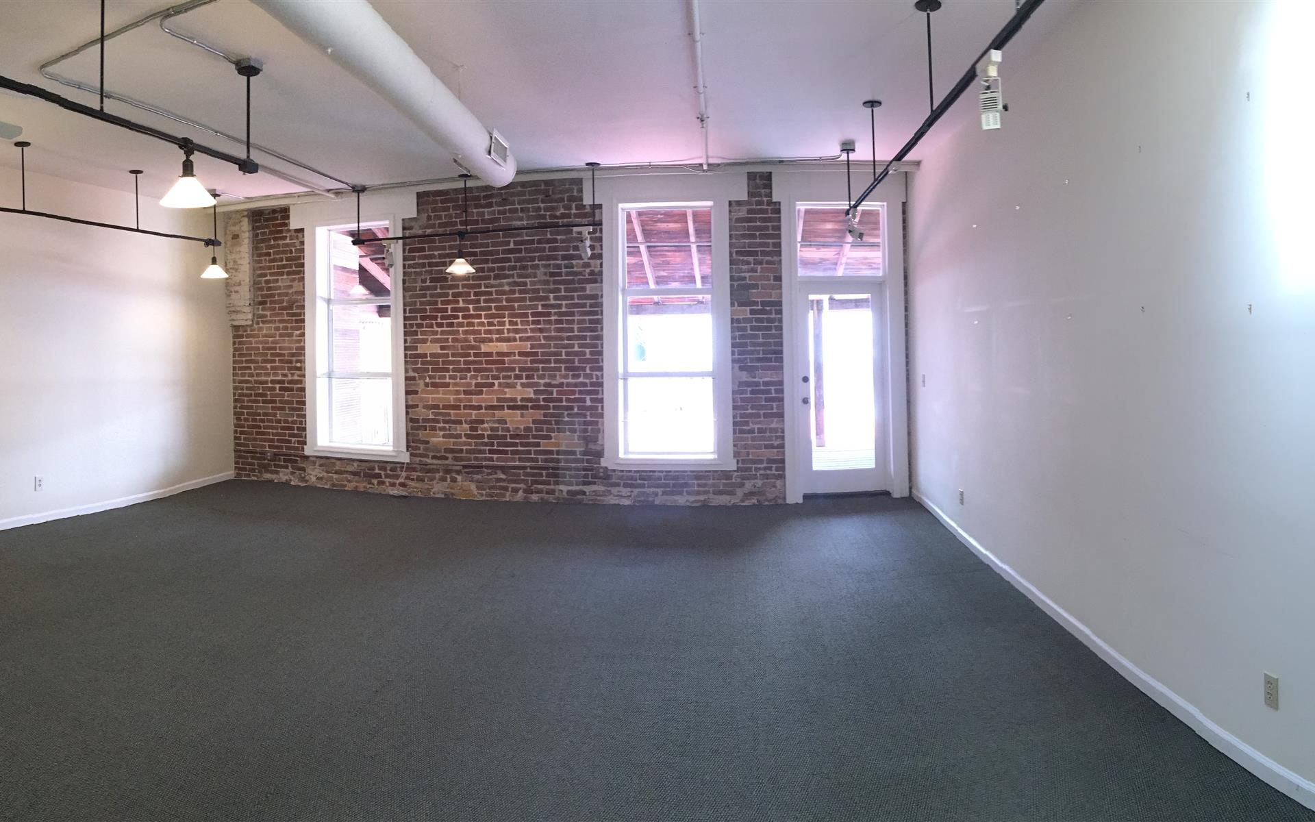 222 Clematis - Suite 204 - Office loft with roof deck