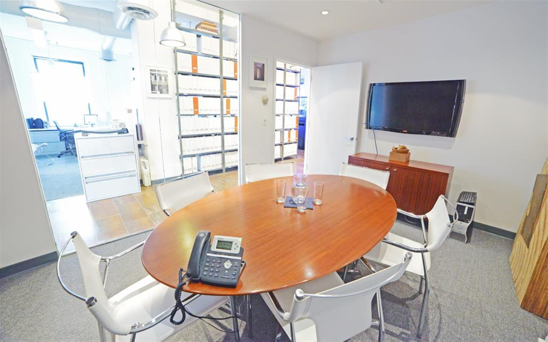 caseworks - Union Square, NYC - 5th Avenue Conference Room