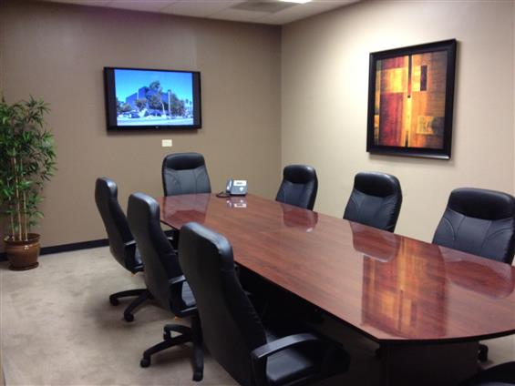 Superior Office Suites - Large Conference Room