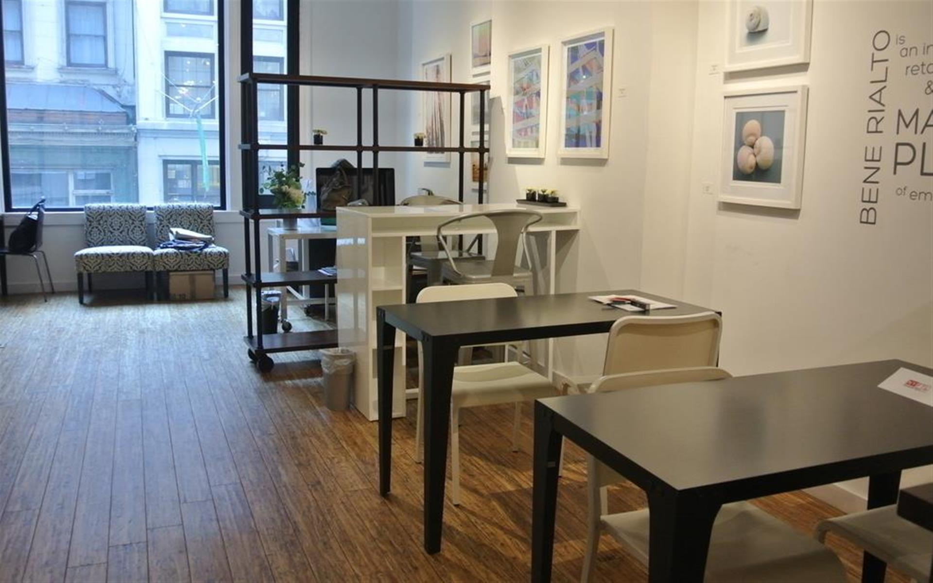 Bene Collective at Bene Rialto - Dedicated Desk