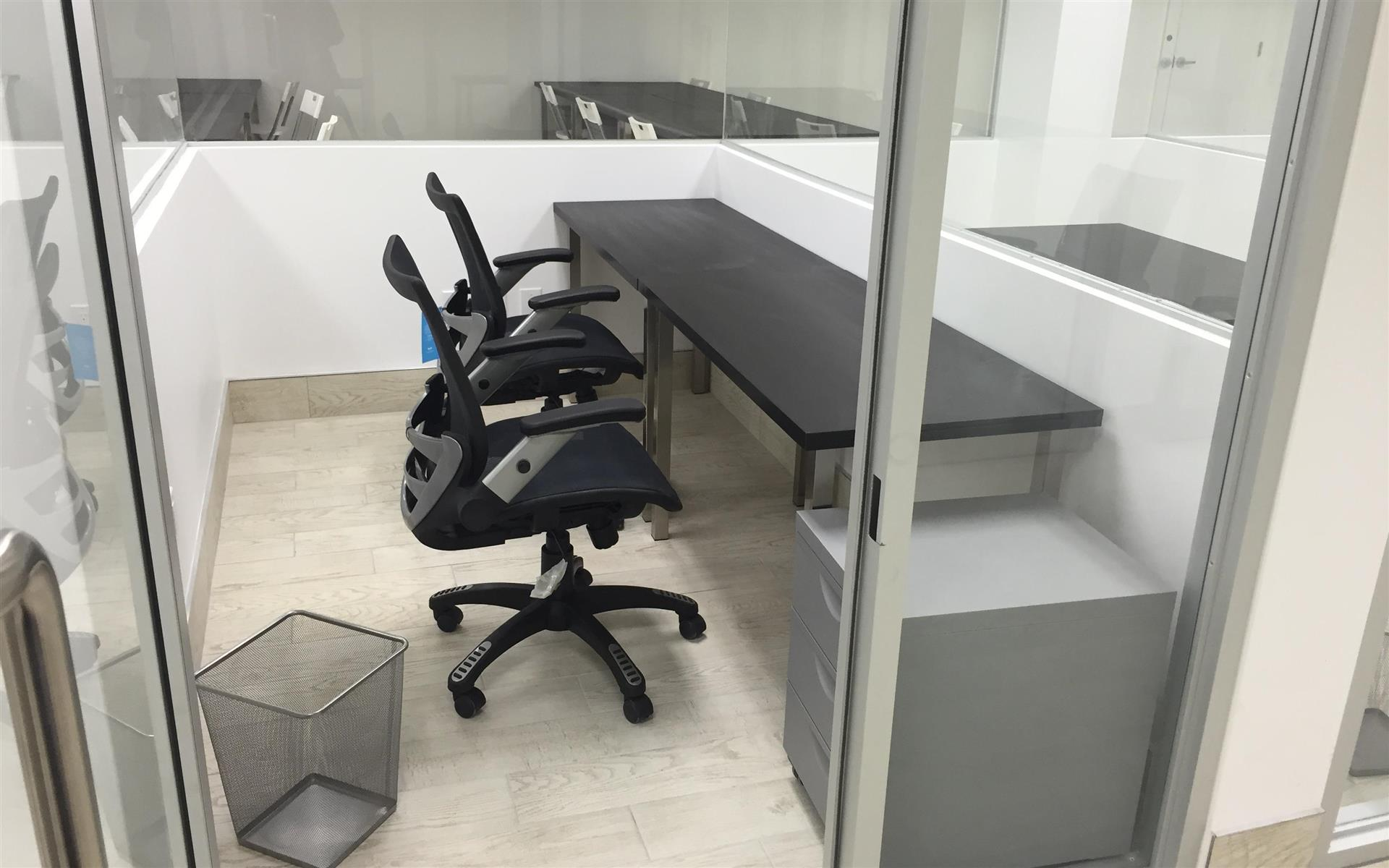 Launchpad Great Neck - Brand New, Modern Glass, Private Office!