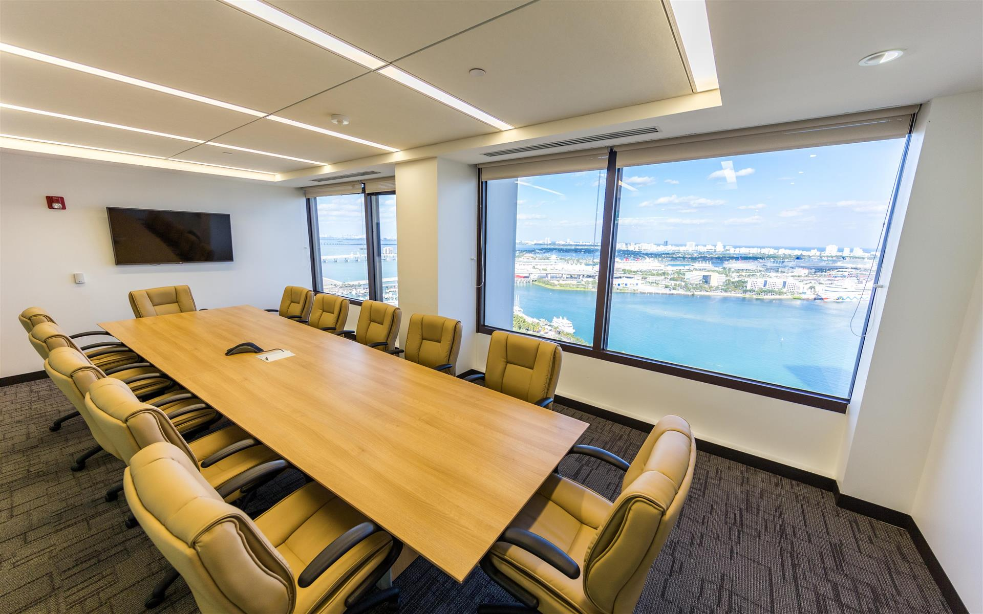 Synergy Workspaces - Boardroom