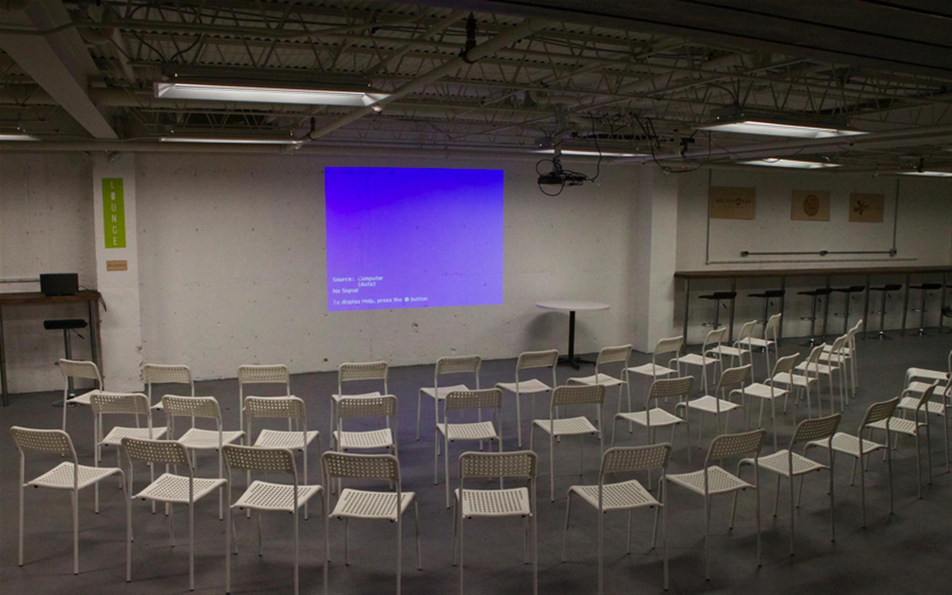 Spark Boulder - Workshop Space