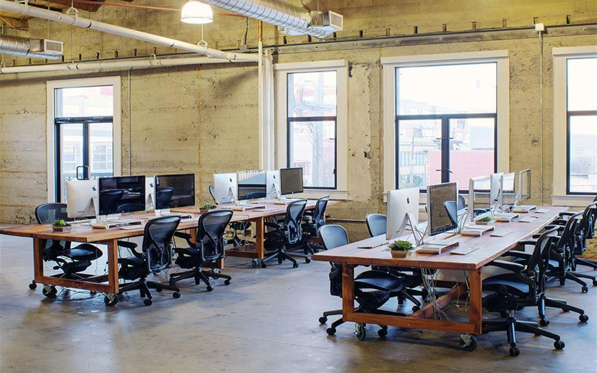 1776 San Francisco - Monthly Team Space for 20