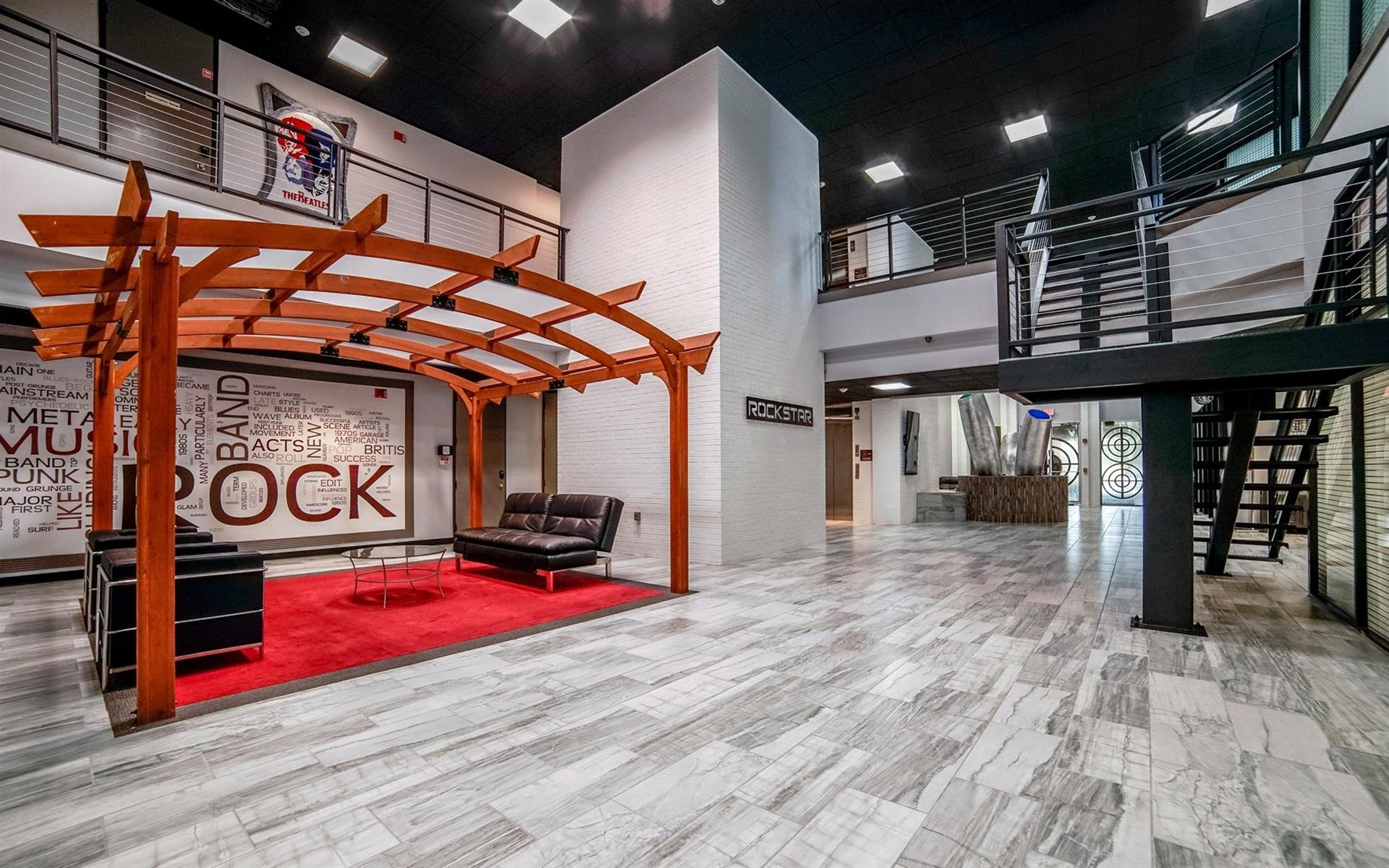 Houston Business Lounge - Event Room