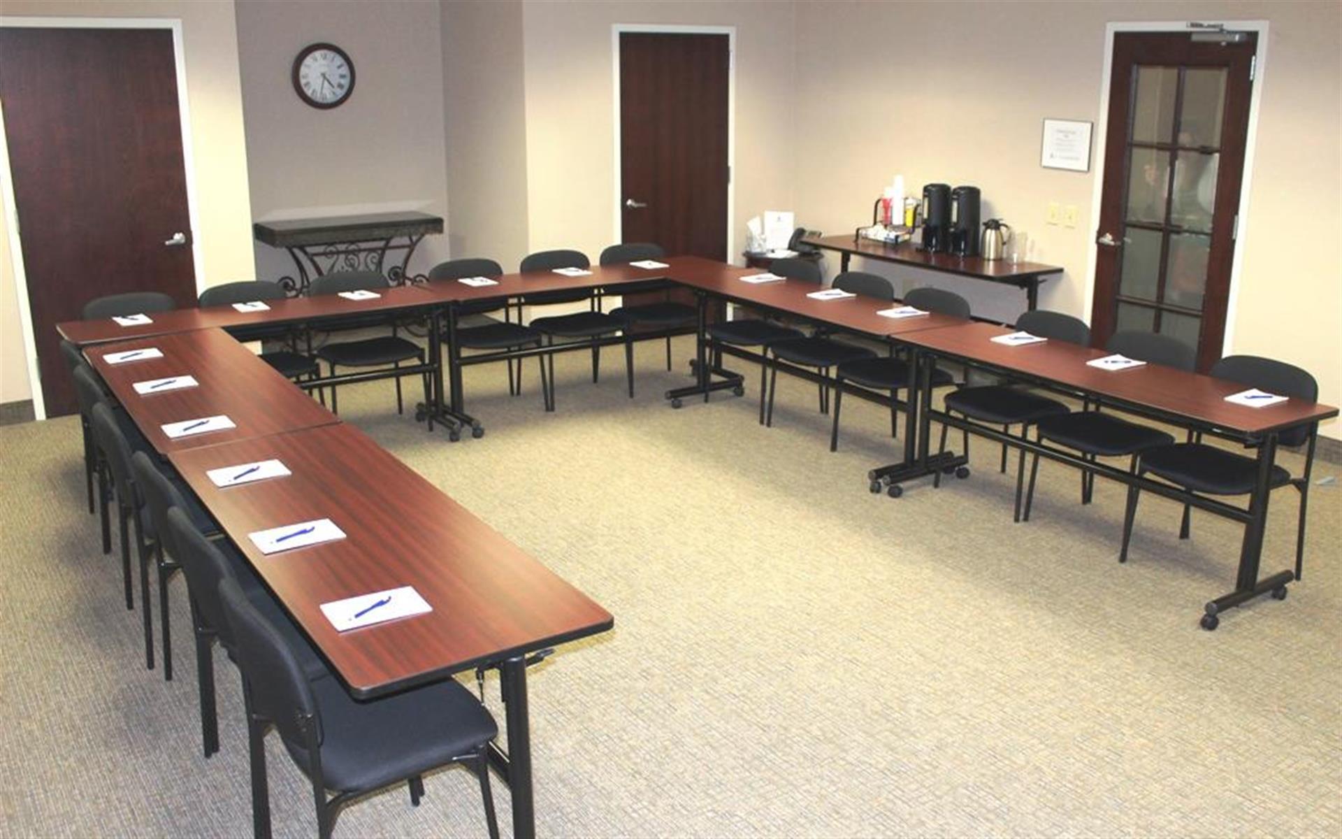 Atrium Executive Center, Mt. Laurel, NJ - Training Room 121