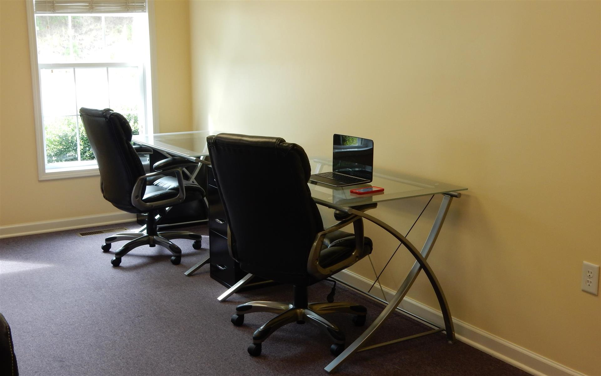 Asheville Coworking Offices - Coworking Personal Desk Space