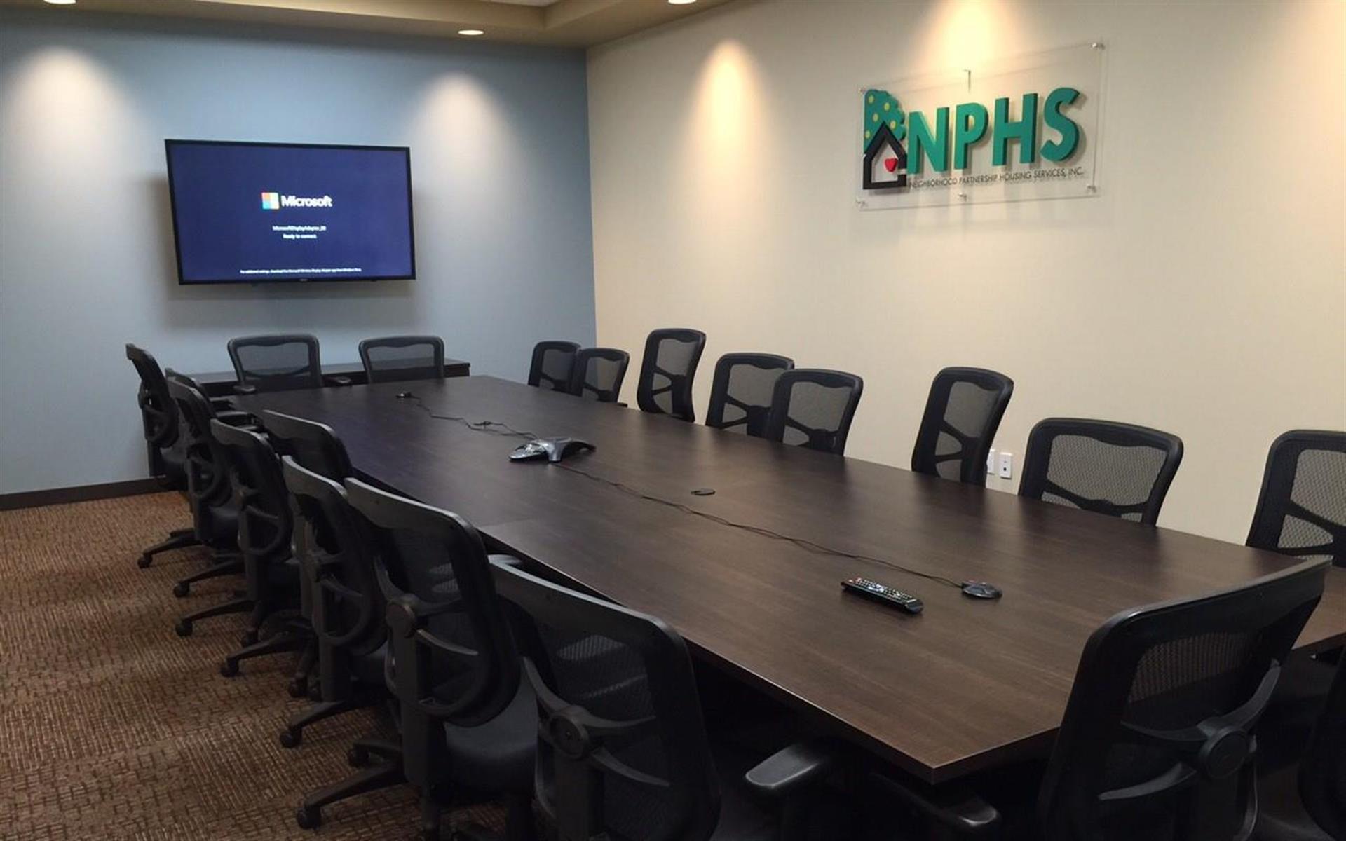 NPHS - Conference Room