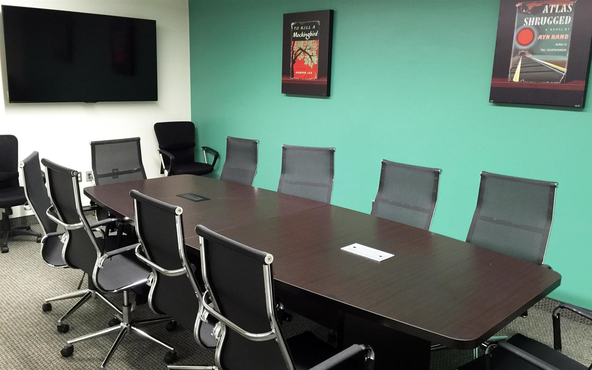 Launch Workplaces Towson - Conference Room