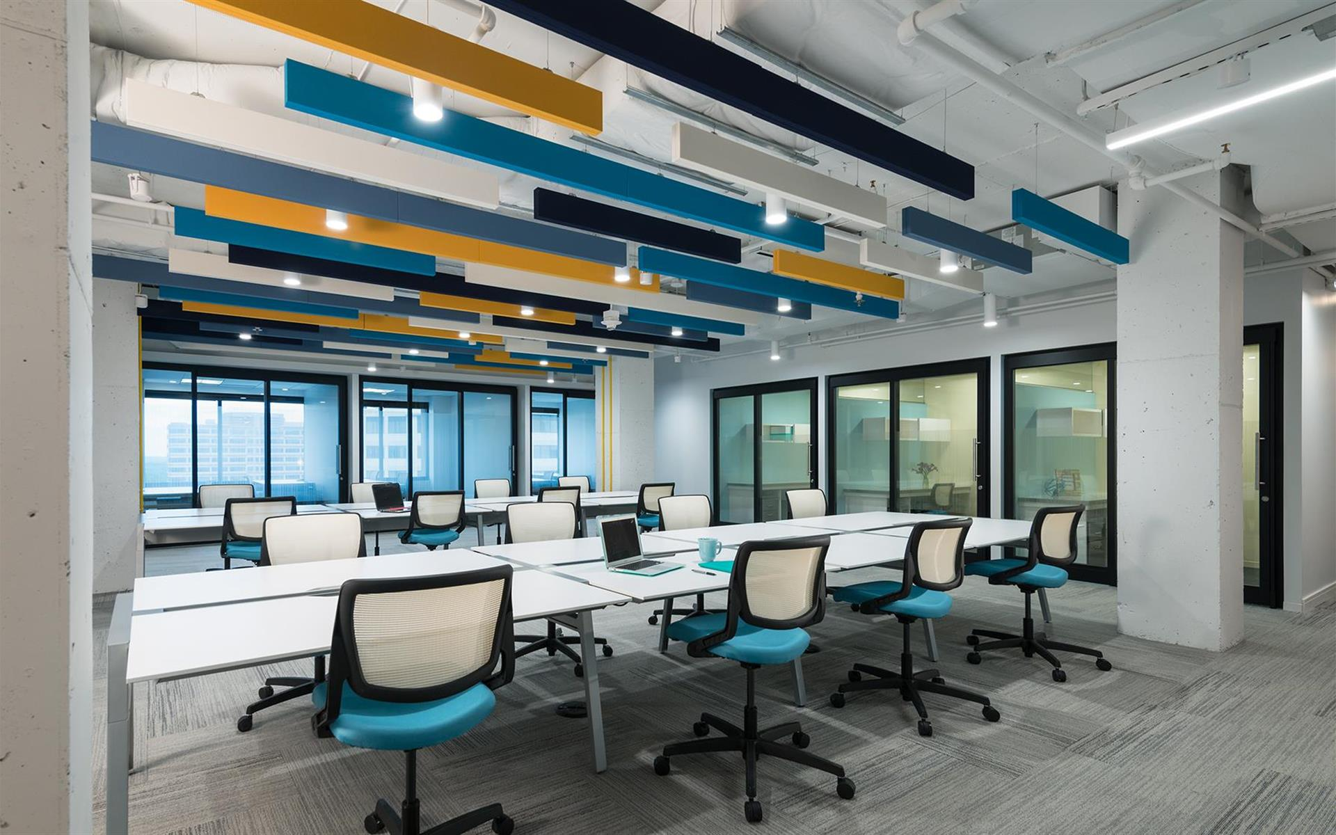 Metro Offices - Greensboro - Open Desk 1