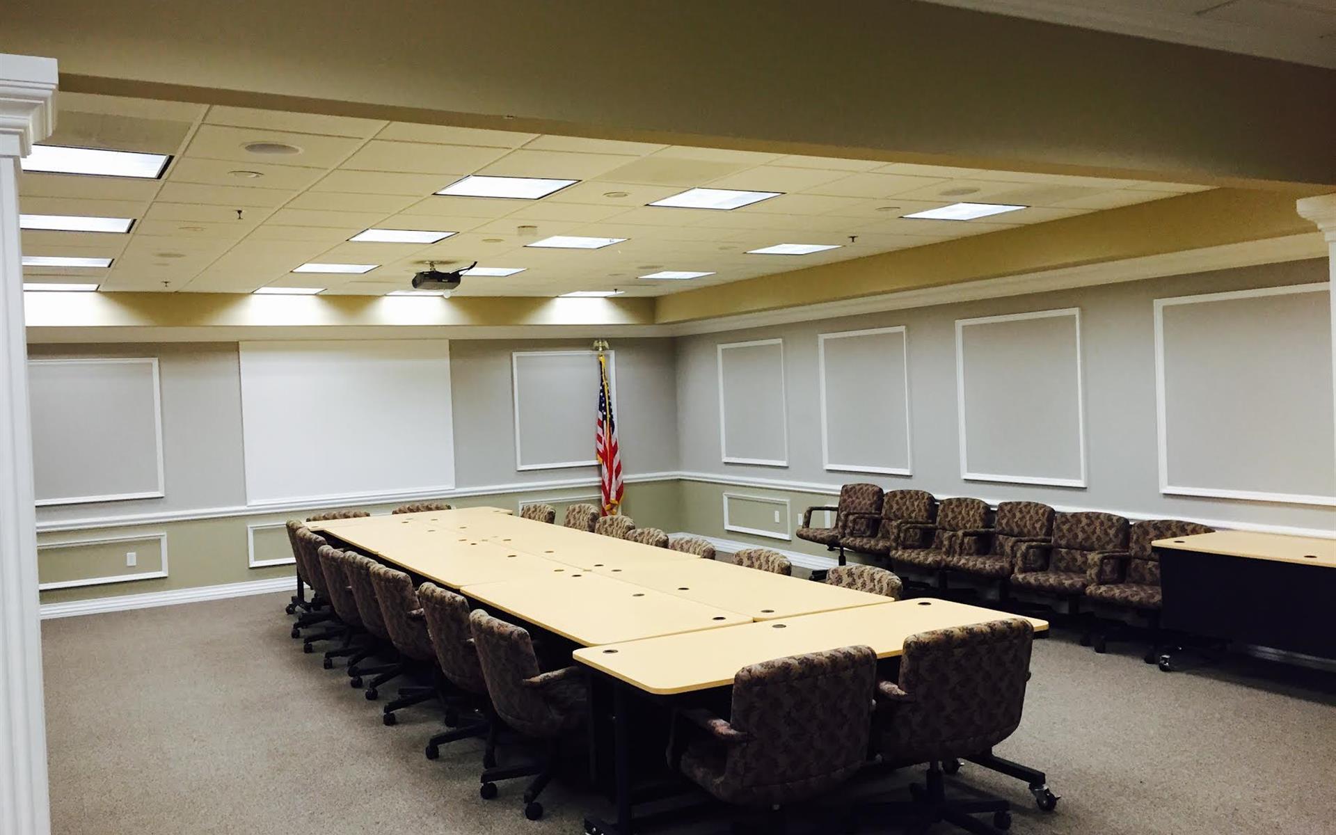 Mission 50 - NJ's Premier Coworking Space - Seminar Room