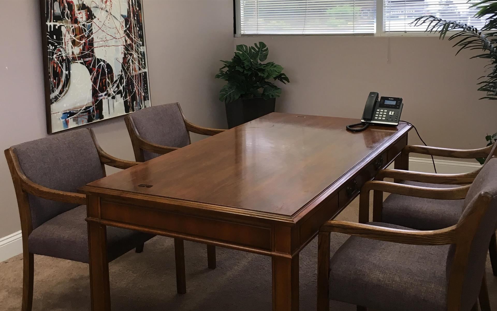 Upper Saddle River Offices - NJ - Meeting Room #7
