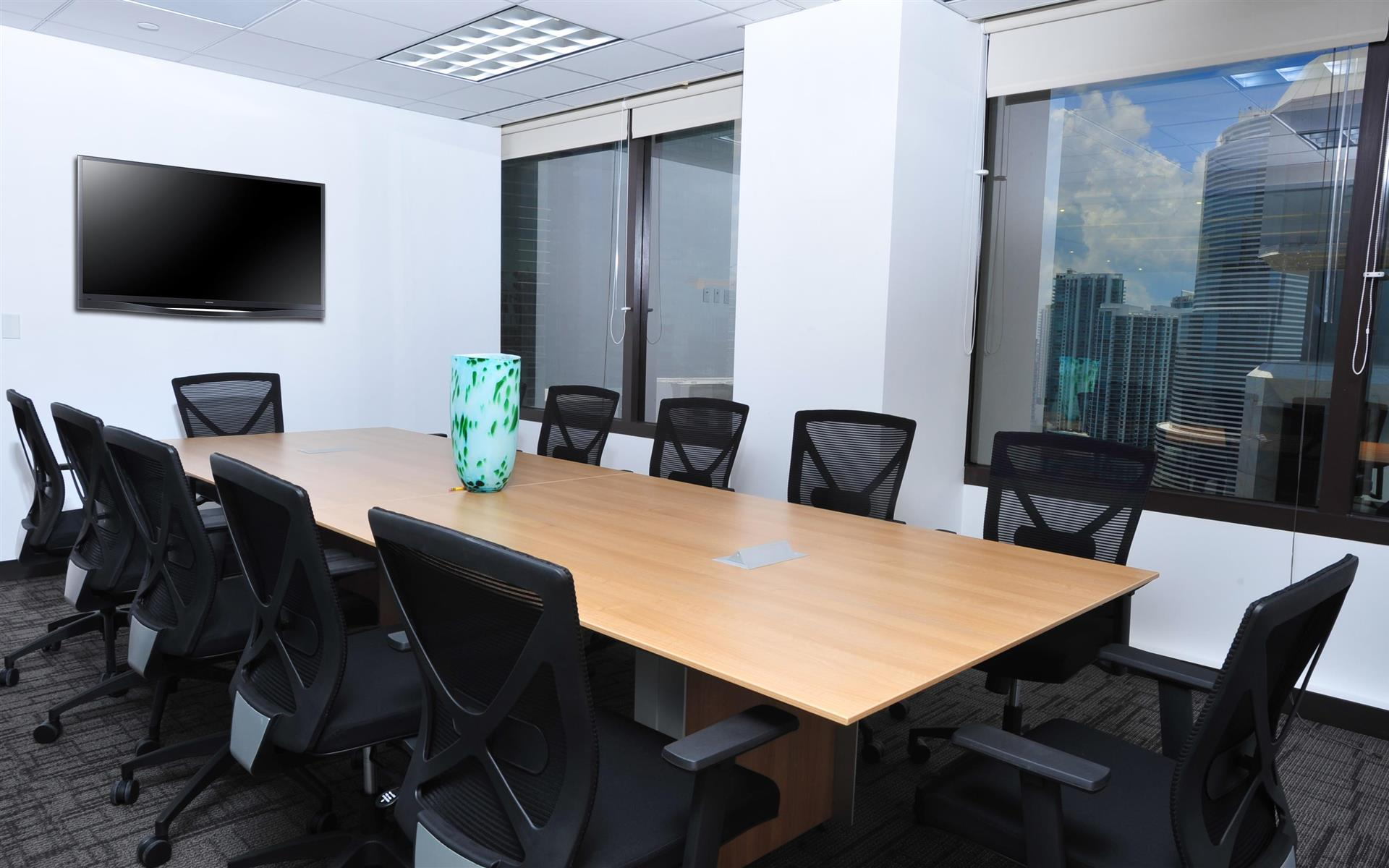 Synergy Workspaces - Conference Room B