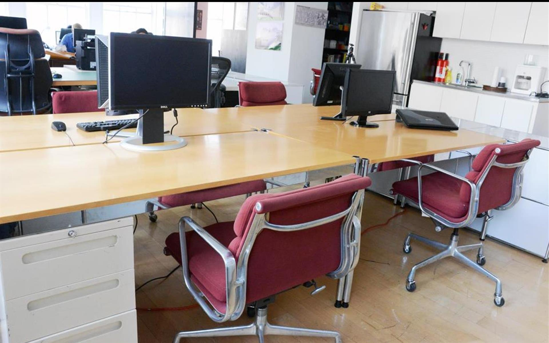 Architect's Office | Touchdown Space in Chelsea - Open Office in Chelsea