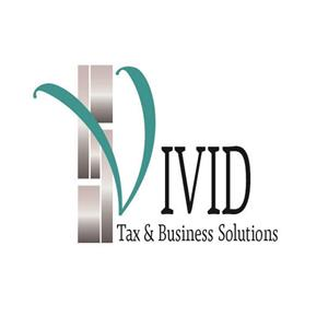 Logo of VIVID Tax & Business Solutions
