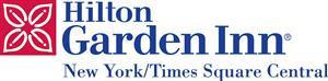 Logo of Hilton Garden Inn New York / Times Square Central