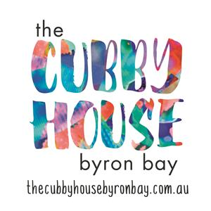 Logo of The Cubby House Byron Bay