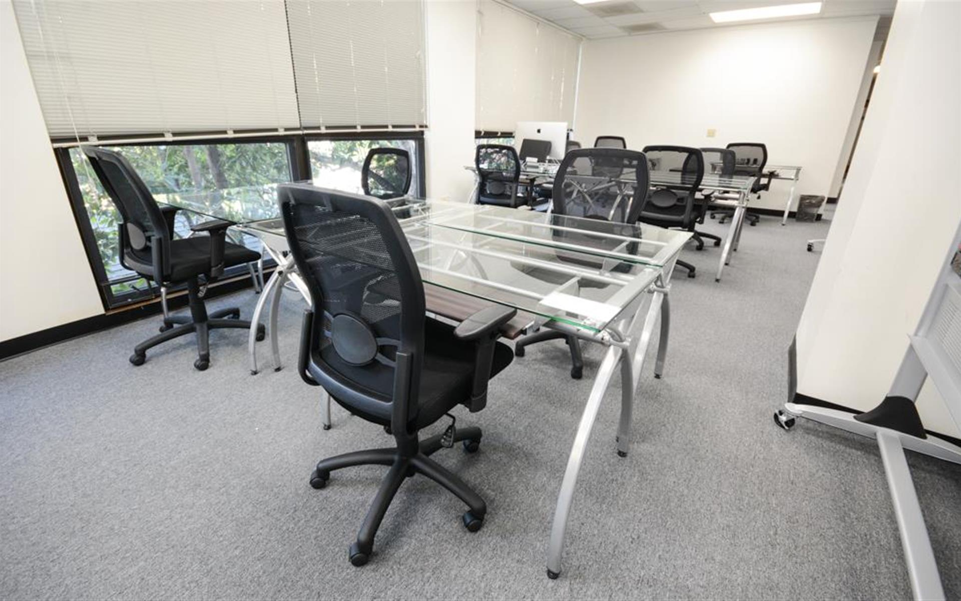 Start Smart Labs - Big Data Incubator/Co-Working Space - Dedicated Desk