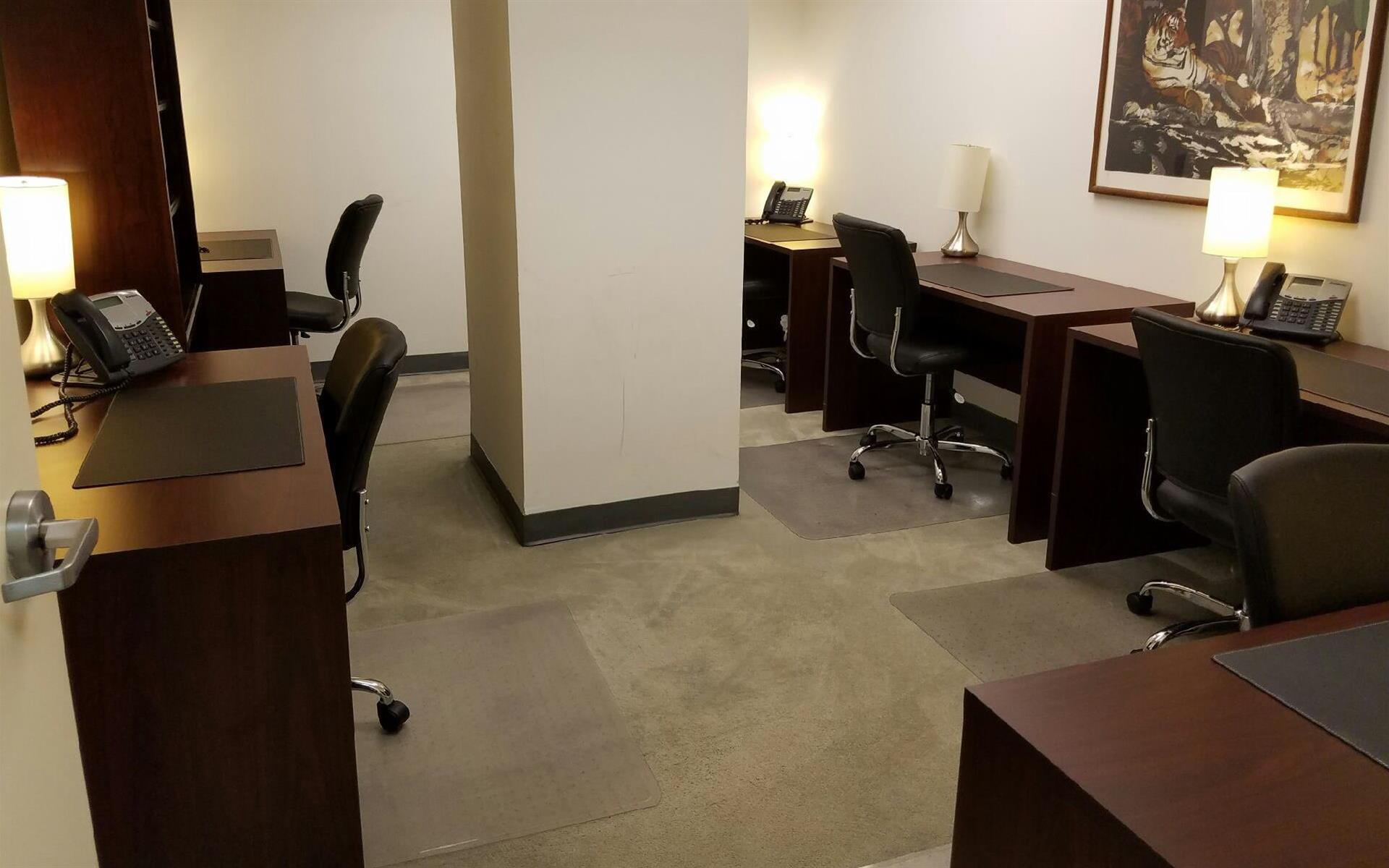 NYC Office Suites 708 (3rd Ave. & 44th) - Office 146 for 6