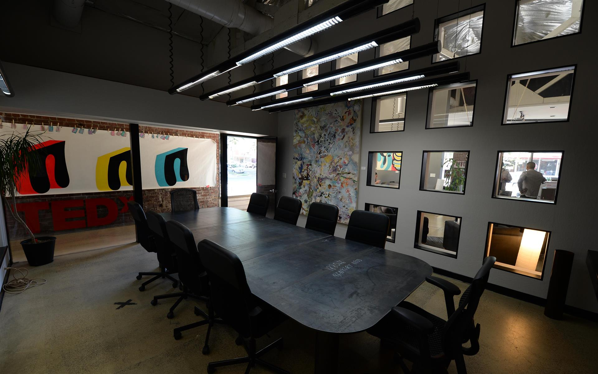 The Urban Hive - Conference Room (Day Time)