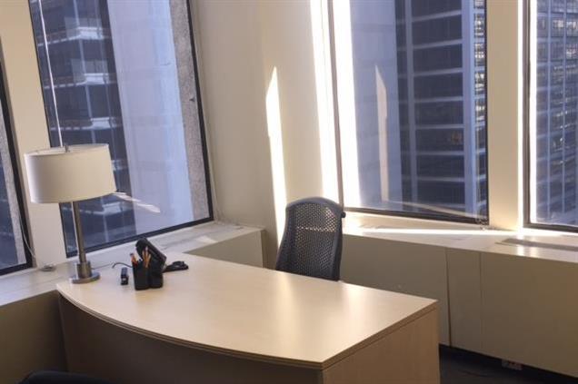 Intelligent Office Philadelphia - Private Corner Windowed #12