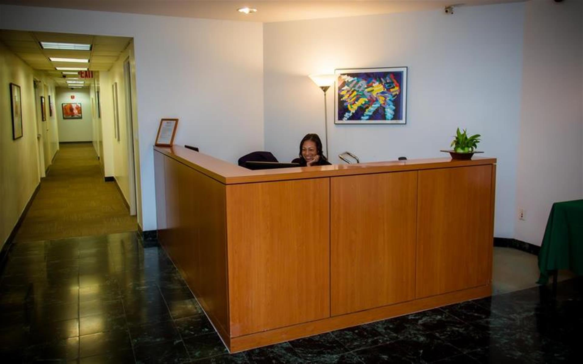 NYC Office Suites 708 (3rd Ave. & 44th) - Office 148 Private Office