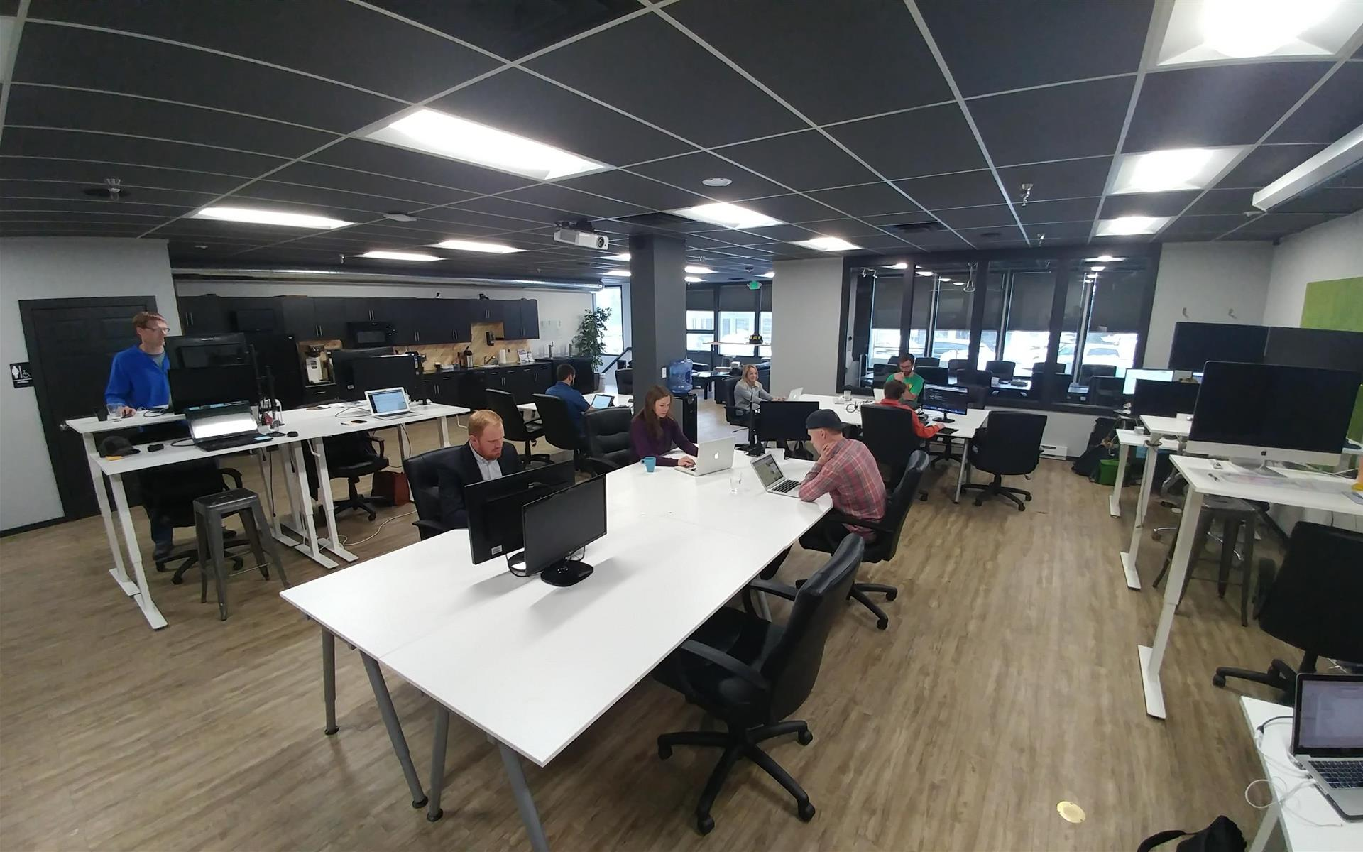 EVO3 Workspace - Event Space