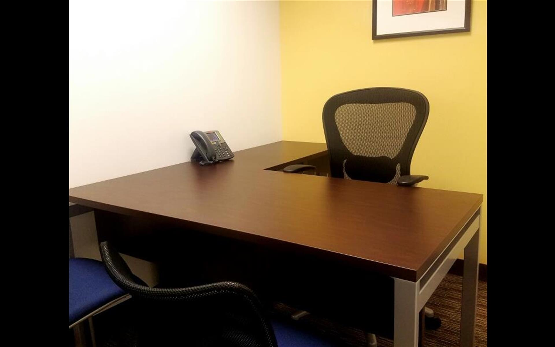 Private Office for 3 - Private Office for 3