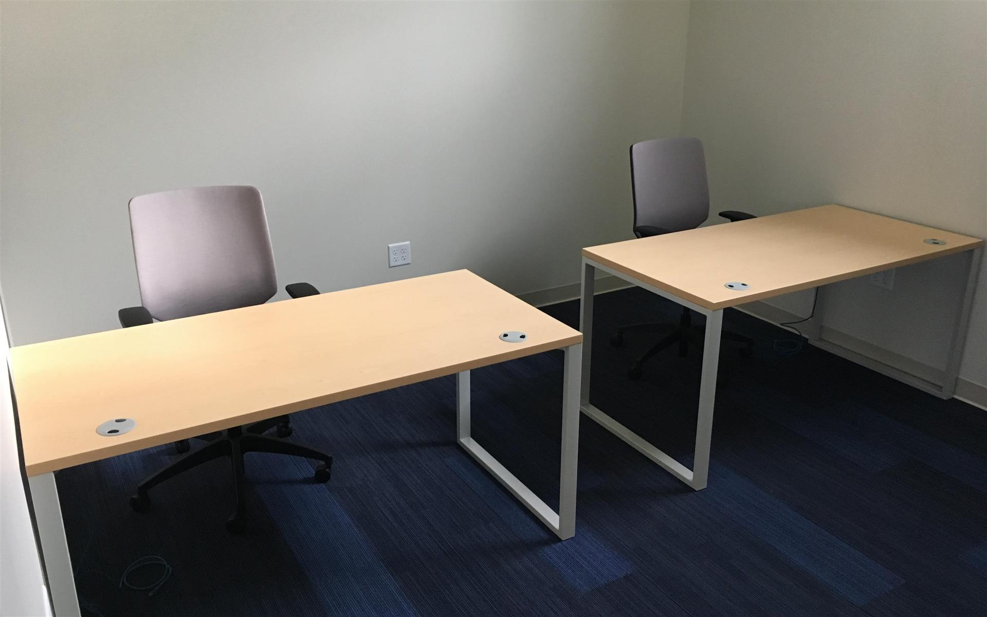 Greenway Central - Three Person Office
