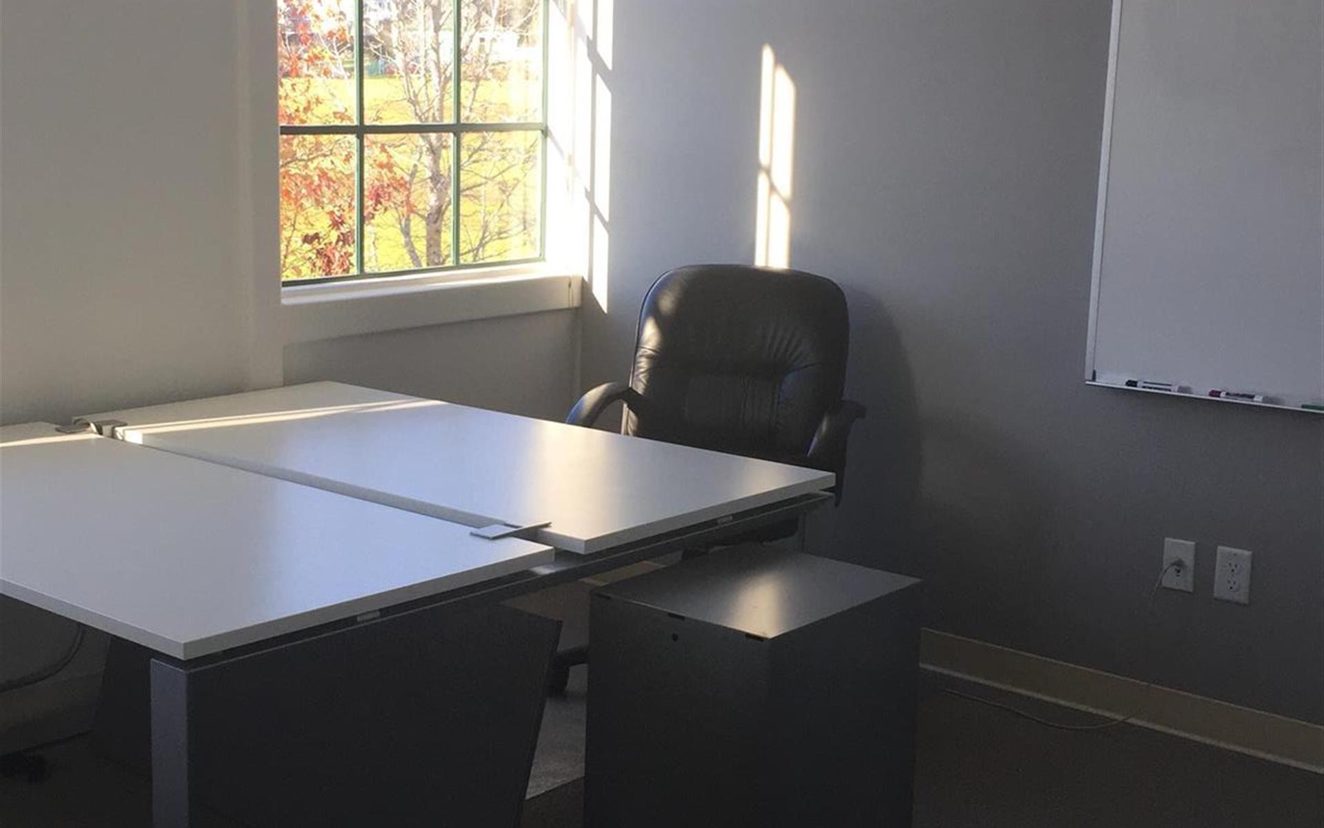 Metrodigi, Inc. - Private Office Space (Corner 1)