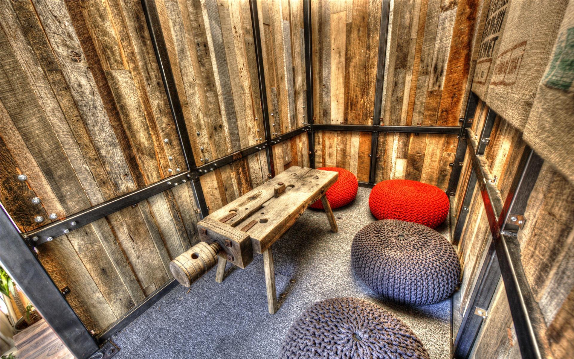 The Farm - Soho - Tree House Meeting Area