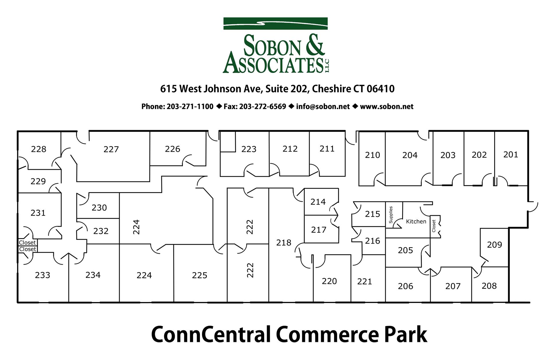 Sobon & Associates Business Center - Office 220