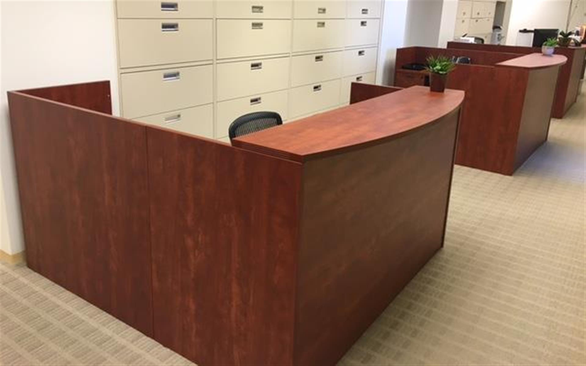 Carr Workplaces - Constellation Place - Dedicated Desk