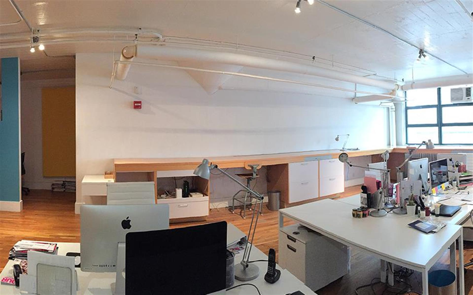 3&Co. - Large office for team of 10 on Hudson