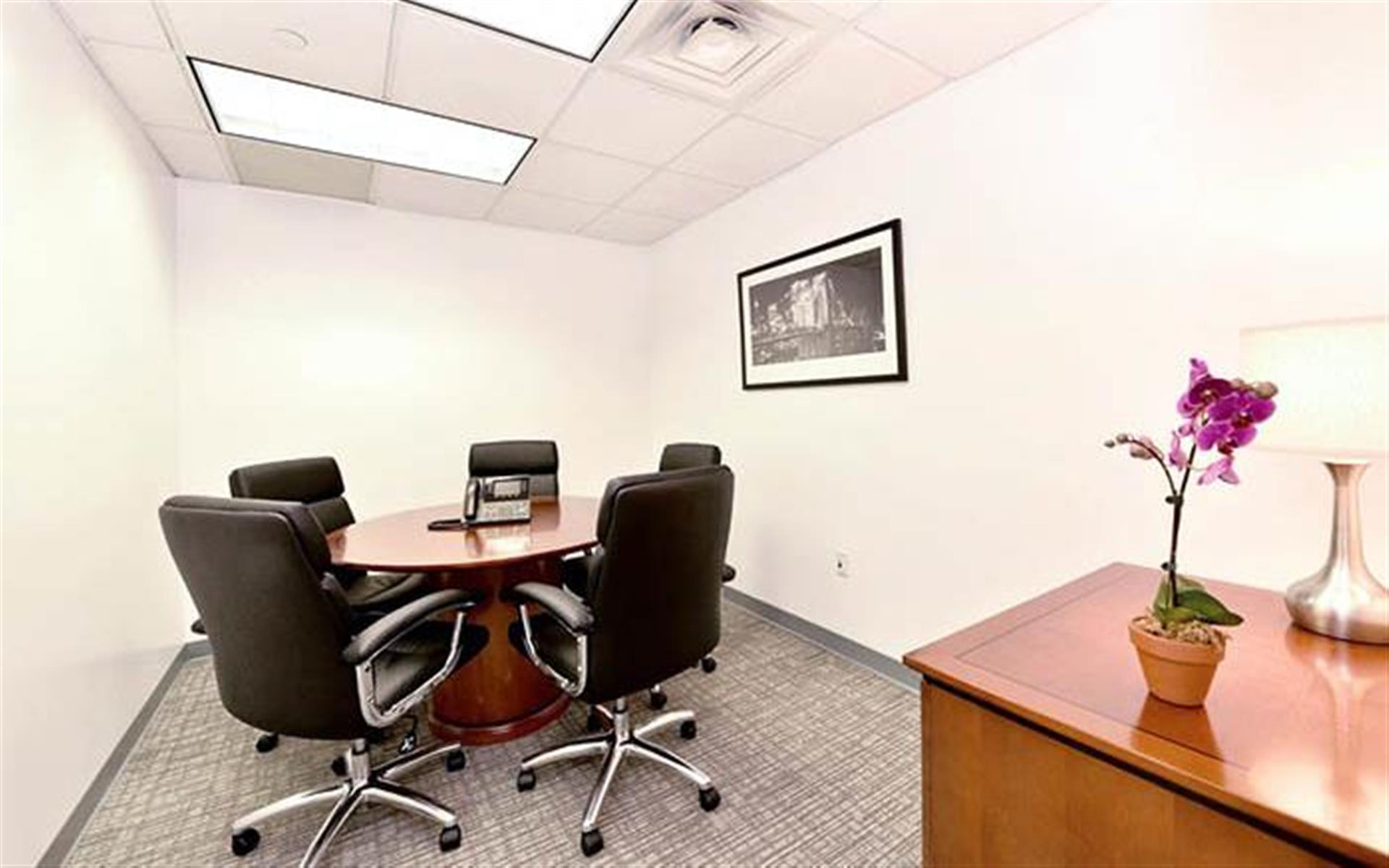 NYC Office Suites 733 (3rd Ave. & 45th) - Meeting Room 733 (Cap. 6)