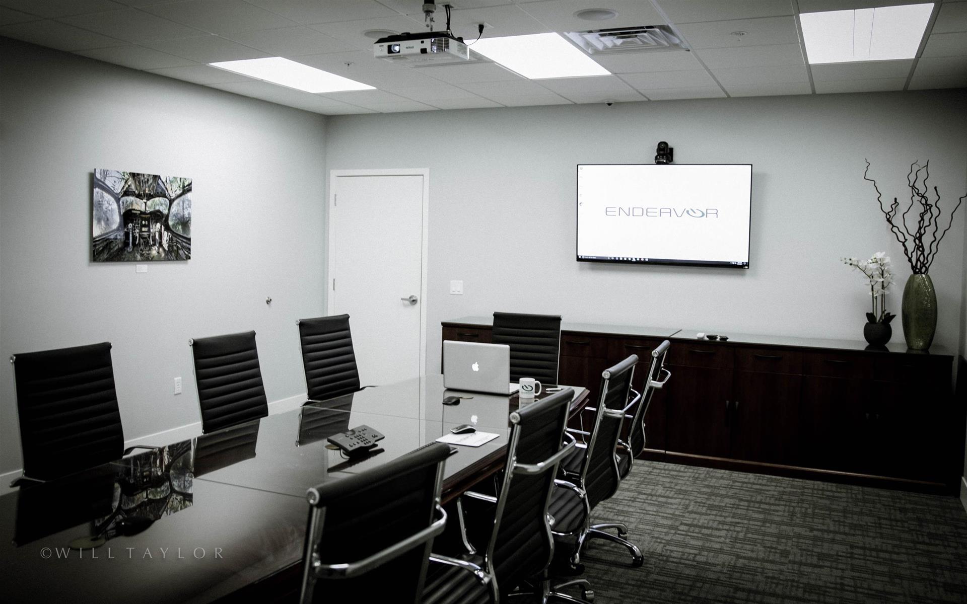 Endeavor Innovative Workspaces - Conference Room 2