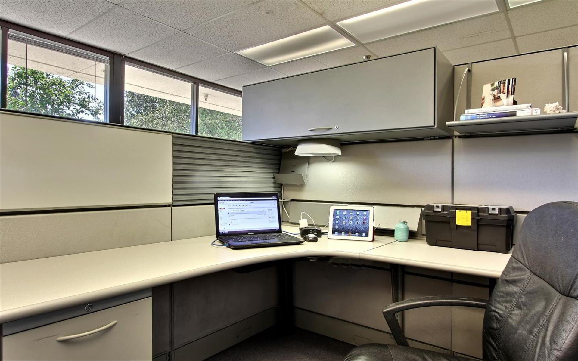 The Satellite Scotts Valley - Monthly Workstation
