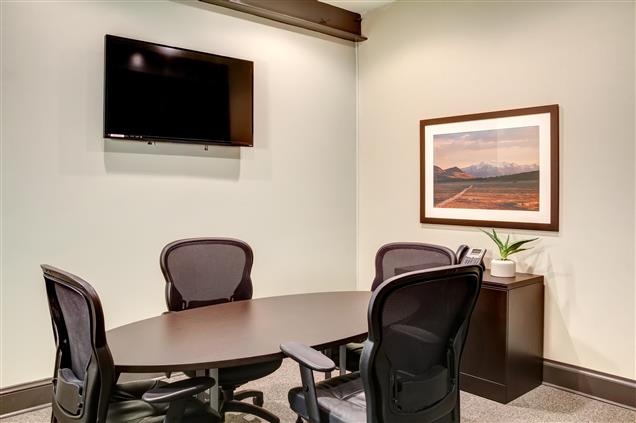 Boardroom Workplaces - LoDo/Union Station - Taylor - Conf Rm (4 ppl)