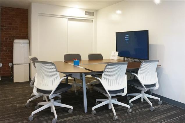 BLANKSPACES DTLA - Medium Collaborative Room