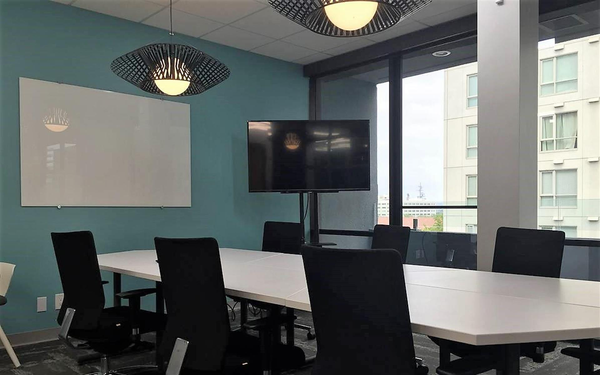 Downtown Works - Meeting Room 1