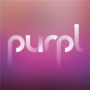 Logo of Purpl