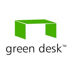 Logo of Green Desk - 240 Kent Ave