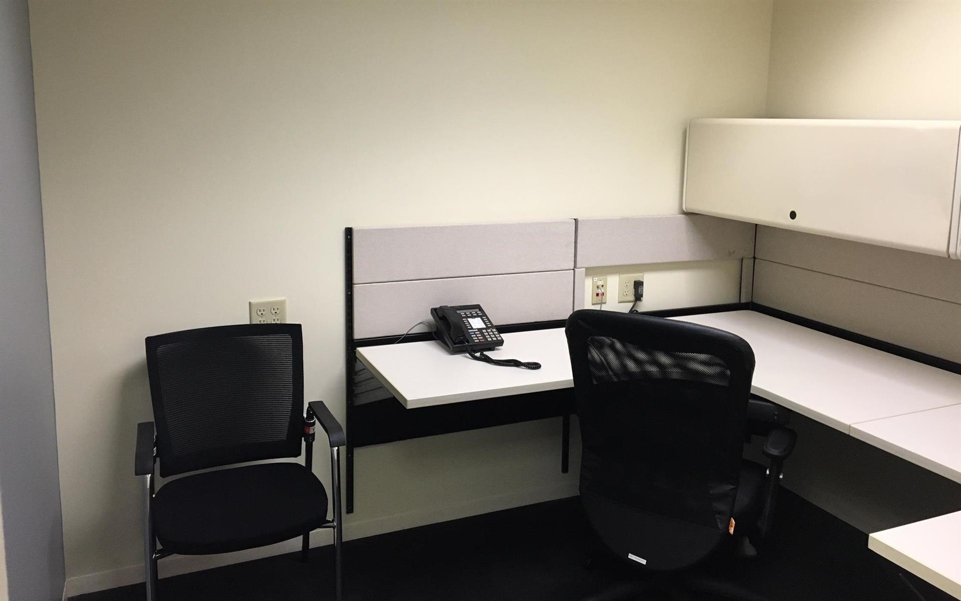 (BUR) Burbank Media District - Interior Office