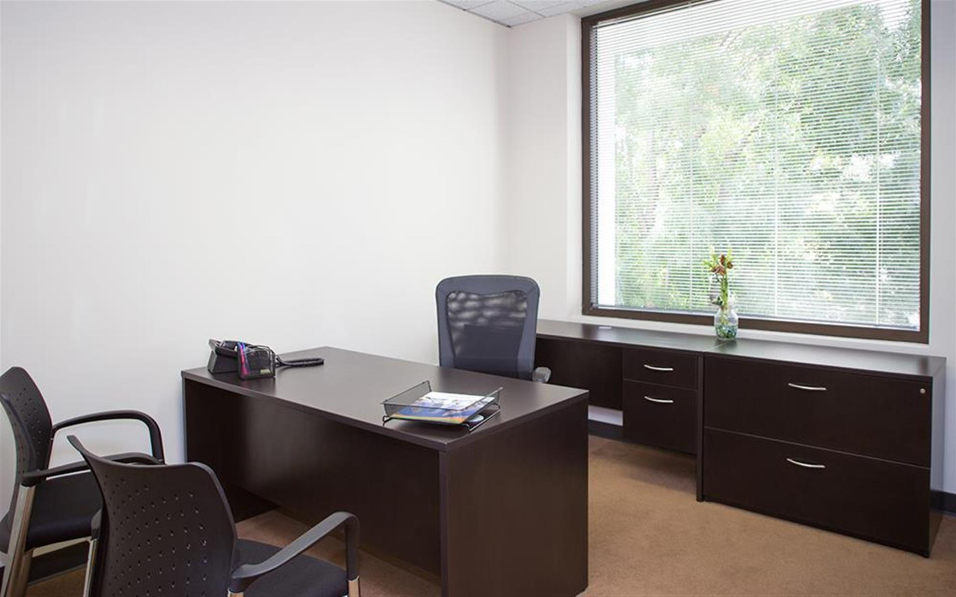 (SJ2) Silicon Valley Center - Exterior Office Space