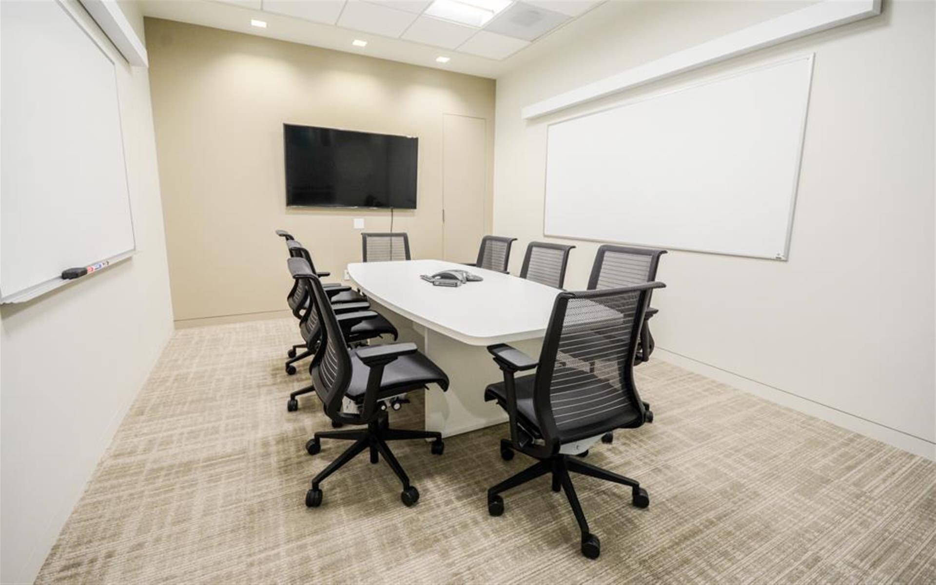 1050 Enterprise Way - Moffett Towers Modern Conference Room