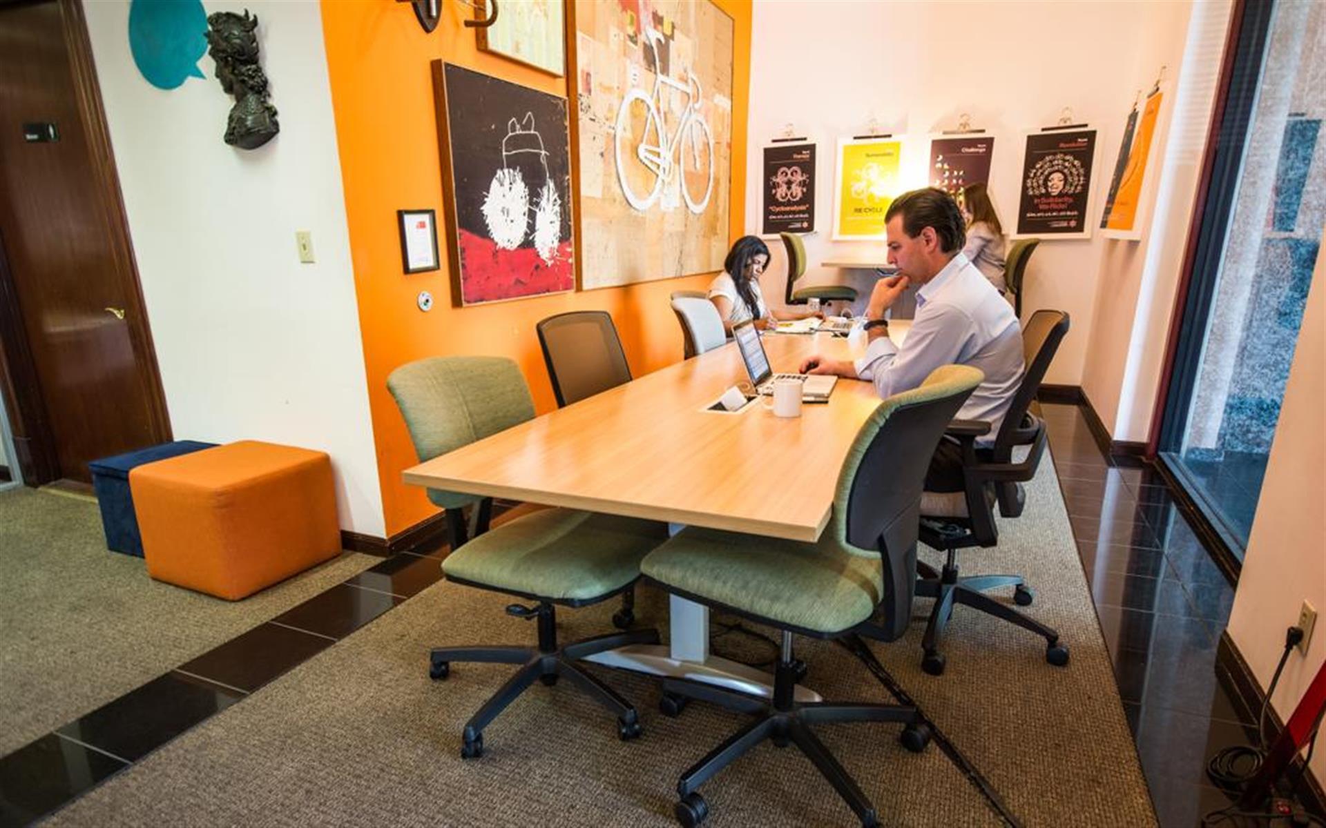 NextSpace San Jose - Cafe Membership